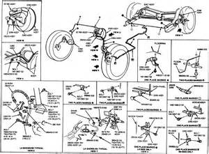 Brake Line Diagram For 1998 Ford F150 Diagram On How To Replace The Master Cylinder On A 1997