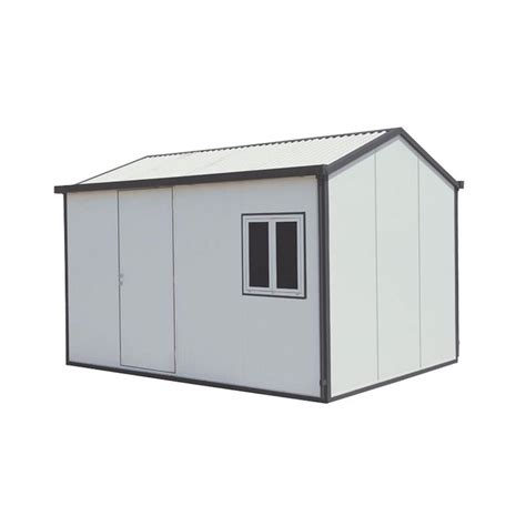 Insulated Shed Home Depot by Duramax Building Products Gable Roof 13 Ft X 10 Ft