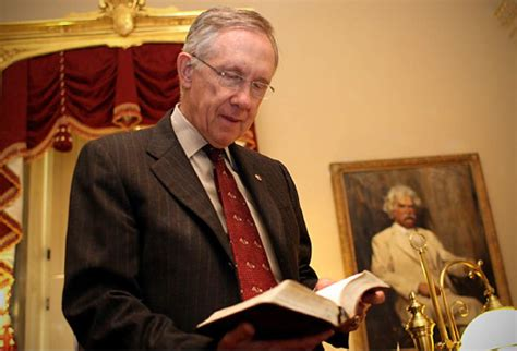 condie family dining harry reid not a worthy mormon lds church dems cry foul