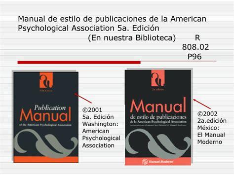 manual de estilo de manual de estilo