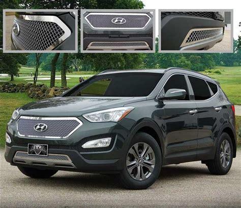2013 Hyundai Santa Fe Accessories by Accessories Hyundai Santa Fe 2013
