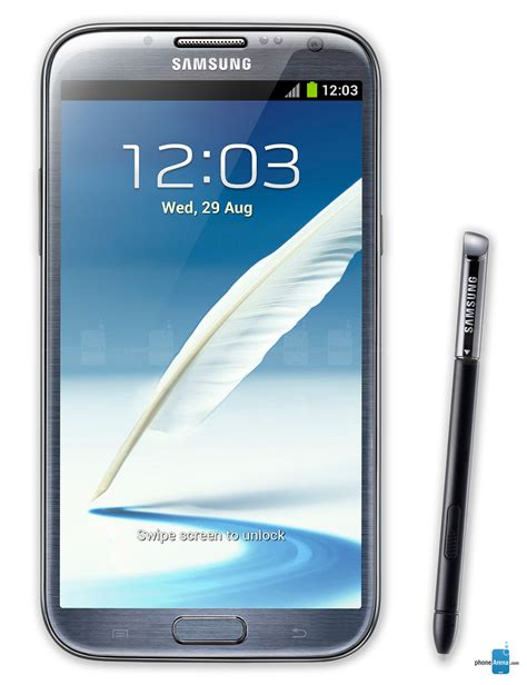 x samsung mobile samsung galaxy note ii t mobile specs