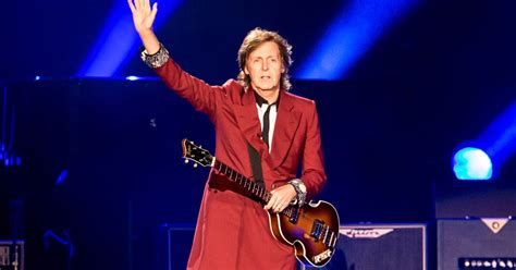 song paul mccartney paul mccartney closes candlestick park in style