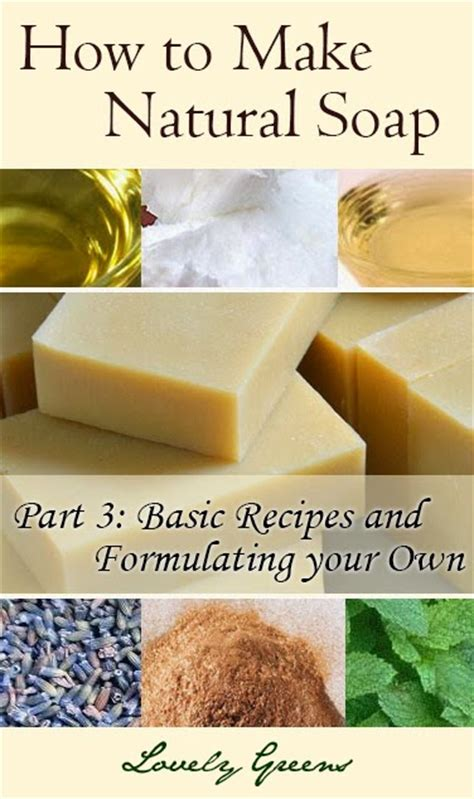 How To Make Handmade Soap Organic - make yourself beautiful on essential oils