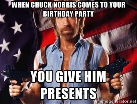Chuck Norris Birthday Meme - 17 best images about birthday notes on pinterest