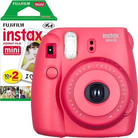 best polaroid cameras to buy fujifilm instax mini 8 instant raspberry and