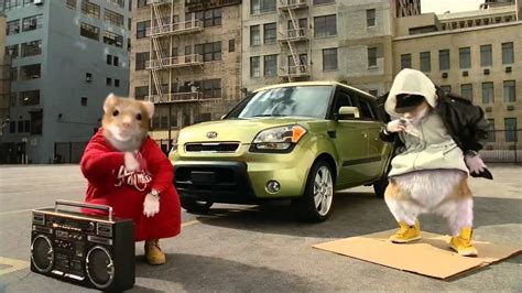 Kia Soul Commercial Original Kia Soul Hamster Commercial Russian