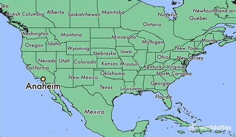 where is anaheim california on the map where is anaheim ca where is anaheim ca located in