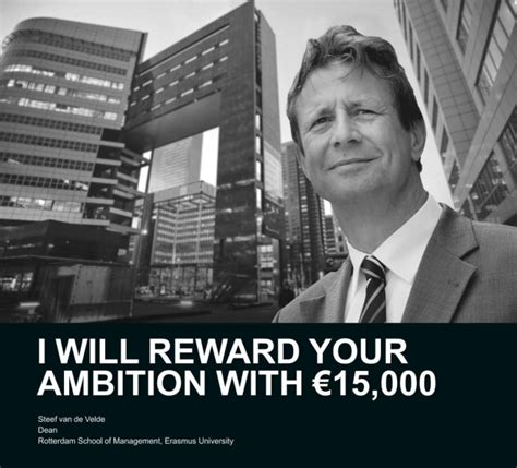 Rotterdam Mba Deadlines by The Application Deadline For The 15 000 I Will Award Is