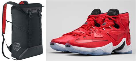 Nike Air Court Backpack nike lebron 13 on court backpack sneakerfits