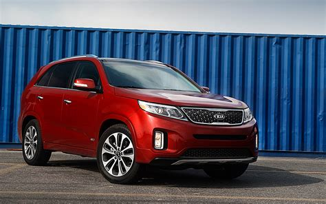 Kia Suvs 2014 2014 Kia Sorento Sx V6 Gdi Test Photo Gallery