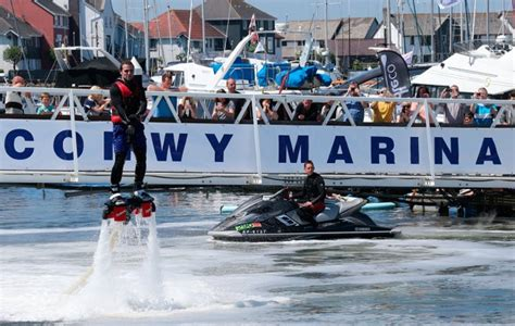 boat show conwy 2017 all wales boat show delayed until 2017 after venue u turn