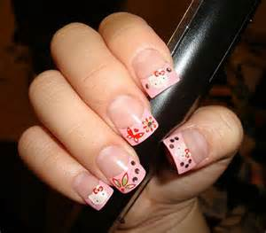 15 cute amp simple hello kitty nail art designs amp stickers
