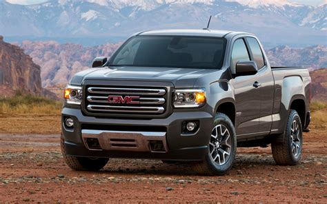 how cars run 2012 gmc canyon navigation system 2015 gmc canyon picture gallery photo 8 8 the car guide