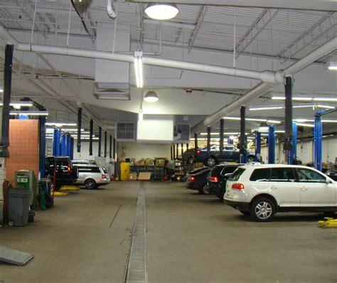 emich volkswagen service 4th generation auto dealer adopts 21st century led lighting