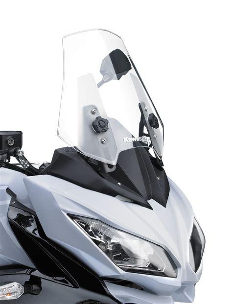 Visor Versys intermot 2014 new kawasaki versys 650 u visordown