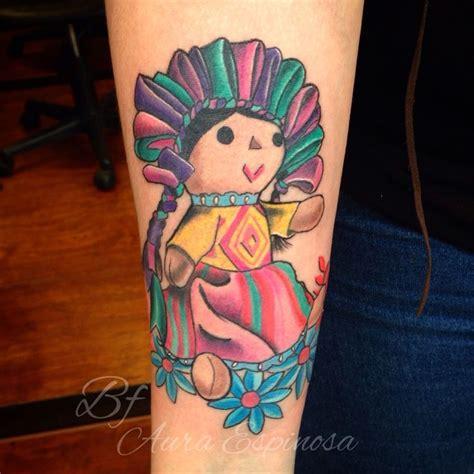 mexican rag doll tattoo mexican doll cloth buscar con