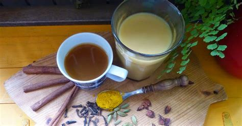 Detox Thee Zelf Maken by Design4awareness Lifestyle Tumeric Chai Recipe