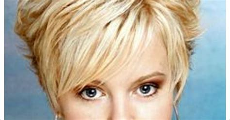 hair styles that are short and layerd with purple die in it sassy haircuts for fine hair short sassy layered