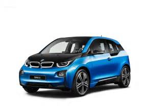 Bmw I 3 World Premiere 2017 Bmw I3 Debuts Higher Density Battery