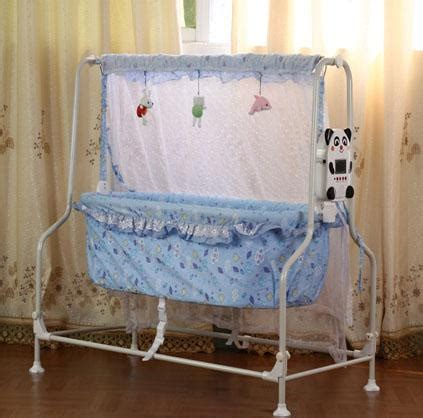 electric baby swing bed blue electric baby swing bed bx a31 at2 beixue china