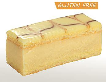Vanilla Outer vanilla slice supreme gluten free