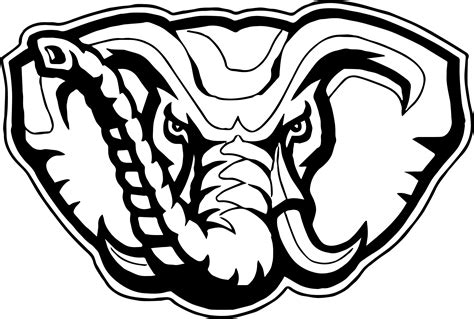 Auburn University Logo Free Coloring Pages College Logo Coloring Pages