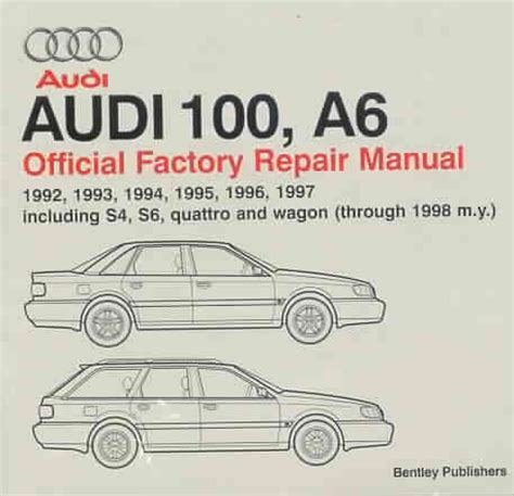 car repair manuals online pdf 2007 audi s6 spare parts catalogs audi a6 repair manual