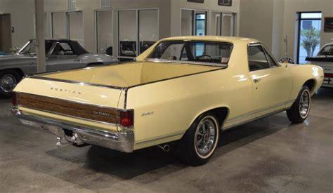 Pontiac Sport Truck by 1968 Pontiac Lemans Sport Truck For Sale Gm Authority