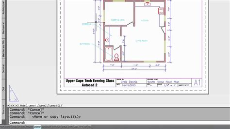 autocad 2015 view layout tabs autocad how to copy layout tabs 43 youtube
