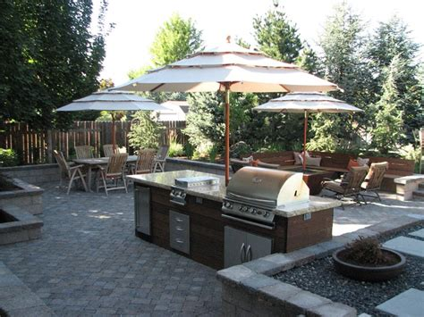 Backyard Grill City Outdoor Kitchen Garden City Id Photo Gallery