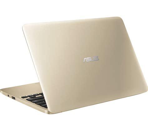 Laptop Apple Warna Gold asus e200ha 11 6 quot laptop gold deals pc world