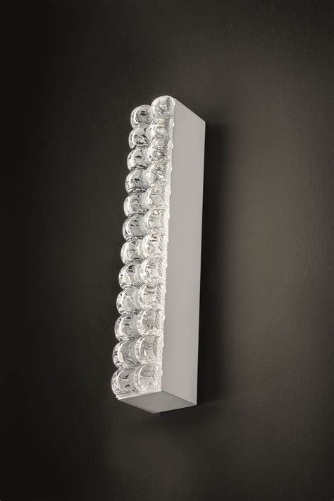 illuminazione a led roma applique a led roma by de majo illuminazione design