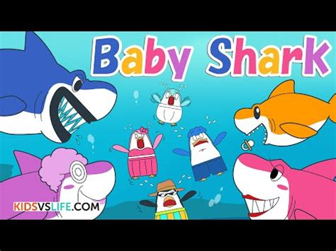 baby shark kucing baby shark dance cats funny versi si meong kucing lucu