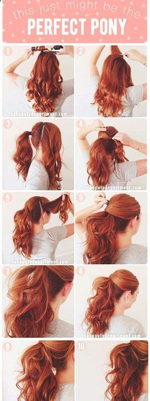 easy hairstyles hair hacks tips and tricks for lazy 677 best hair beauty images on pinterest hairstyle