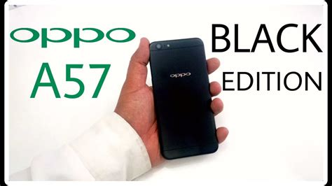 Oppo A57 Black By Erafone oppo a57 black edition look