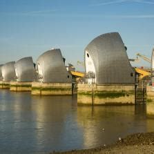 thames barrier office impacts on the thames barrier met office