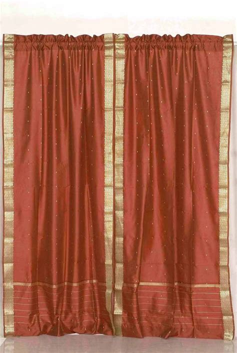 rust drapes 17 best images about prayer room on pinterest curtains