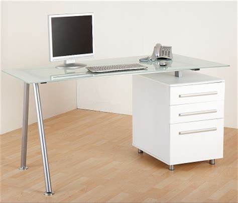white glass computer desk white glass computer desk aw23996