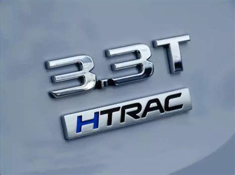 V6 Turbo Cars by Oem 3 3t Htrac V6 Turbo Badge The Stinger Store