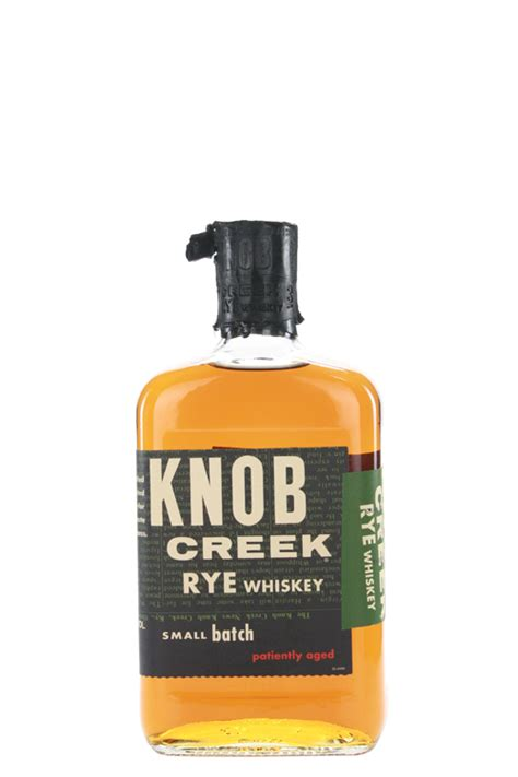 Knob Creek Prices by Knob Creek Rye 750ml Cellar