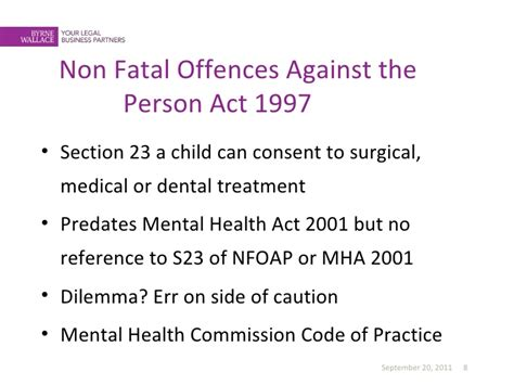 what is section 17 mental health act sinead kearney children and mental health pres 13 sep 2011