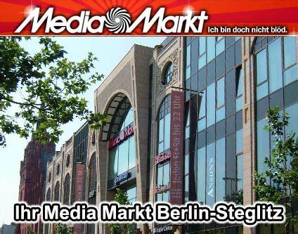 öffnungszeiten Media Markt Bad Dürrheim by Media Markt Elektrofachmarkt Alle Shopping Berlin Www