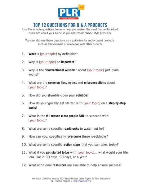 the top 10 interview questions to ask your interviewer 5 rules