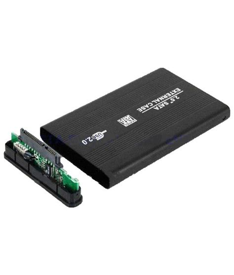 Casing Eksternal 2 5 Inch Ide ad net aluminum casing for laptop ide hdd drive