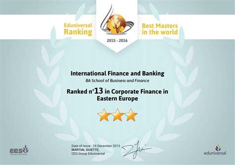 best msc finance programs best masters finance programs europe free programs