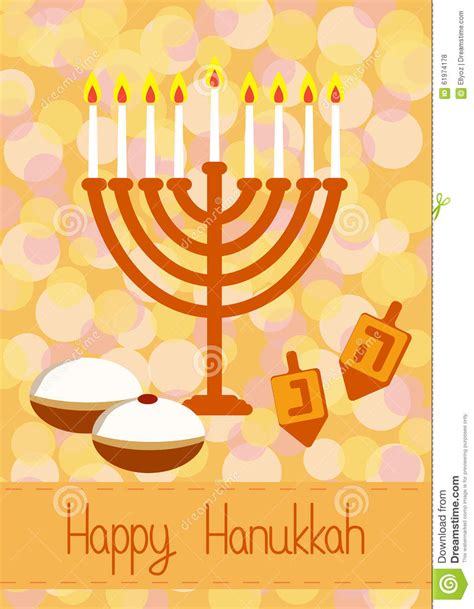 hanukkah greeting card template hanukkah greeting card