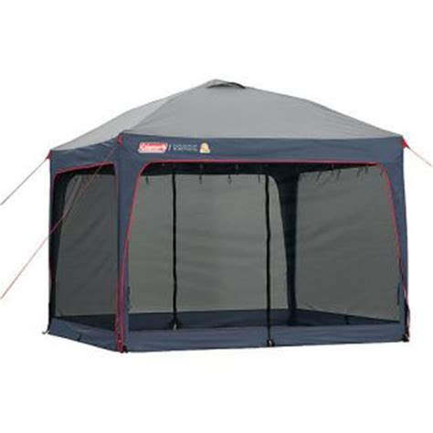 Coleman Instant Up Screen House With Awnings by Canopies Coleman Screened Canopy