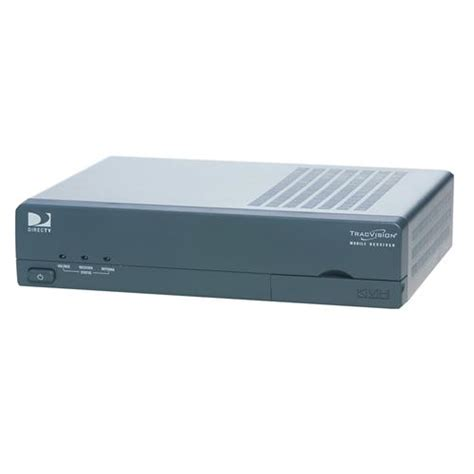 kvh tracvision additional receiver for directv service 01 0288 01 from solid signal