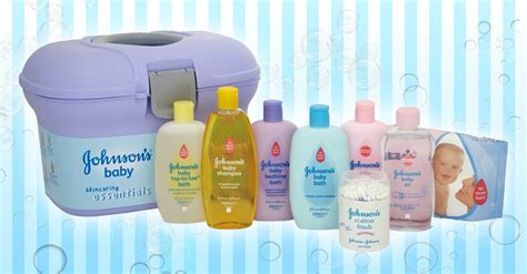 Gift Box Johnsons free competition for johnson s baby essentials box winneroo